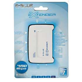 E-Blue All-in-2 Card Reader