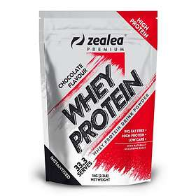 Zealea Whey Protein Concentrate 1kg
