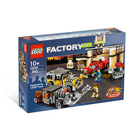 LEGO Factory 10200 Custom Car Garage