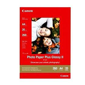 Canon PP-201 Photo Paper Plus Glossy II 260g A4 20pcs