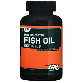 Optimum Nutrition Enteric-Coated Fish Oil 200 Capsules