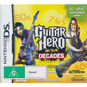 Guitar Hero: On Tour - Decades (DS)