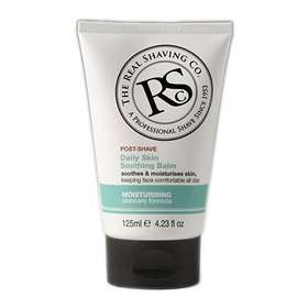 The Real Shaving Company Daily Skin Soothing Post Shave Balm 125ml