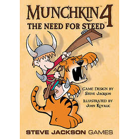 Munchkin 4: Need for Steed (exp.)