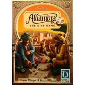 Queen Games Alhambra: The Dice Game