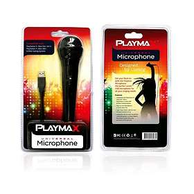 Playmax Wired Universal Microphone (PS4/Xbox One/PS3/Xbox 360)