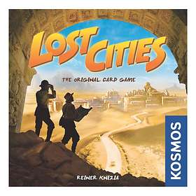 Lost Cities: Card Game