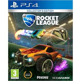 Rocket League - Collector's Edition (PS4)