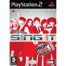 Disney Sing It: High School Musical 3: Senior Year (PS2)