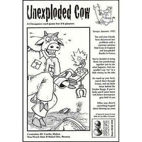 Unexploded Cow
