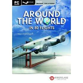Flight Simulator X: Around the World in 80 Flights (Expansion) (PC)