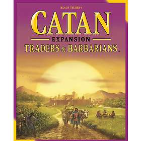 Mayfair Games Catan: Traders & Barbarians (exp.)