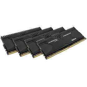 Kingston HyperX Predator DDR4 3000MHz 4x4GB (HX430C15PB3K4/16)