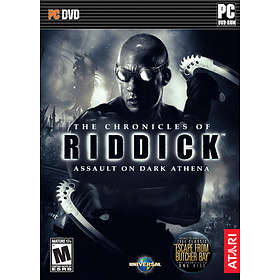 The Chronicles of Riddick: Assault on Dark Athena (PC)