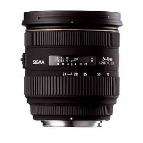 Sigma 24-70/2.8 EX DG HSM for Sony A