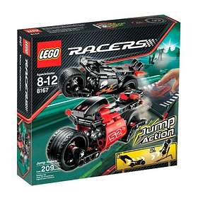 LEGO Racers 8167 Jump Riders