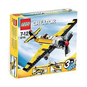 LEGO Racers 6745 Propeller Power Plane