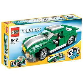 LEGO Creator 6743 Sports Car
