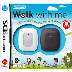 Walk With ME (incl. ACC Activity Meter) (DS)