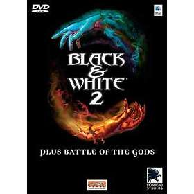 Black & White 2 incl. Battle of the Gods (Mac)