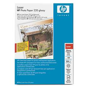 HP Photo Laser Paper 220 Glossy 220g A4 100pcs