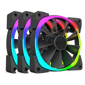 NZXT Aer RGB PWM 140mm LED 3-pack