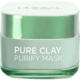 L'Oreal Pure Clay Purify Mask 50ml