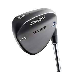 Cleveland Golf RTX-3 Black Satin Wedge