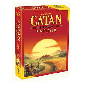 Mayfair Games Catan: 5-6 Players (exp.)