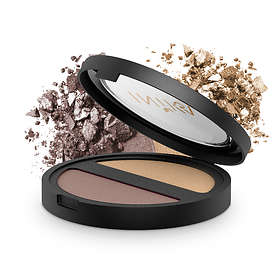 INIKA Mineral Duo Eyeshadow