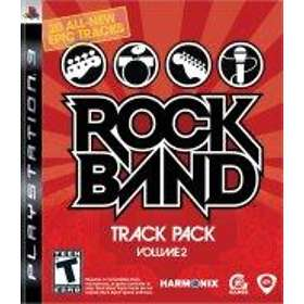 Rock Band: Track Pack Volume 2 (PS3)