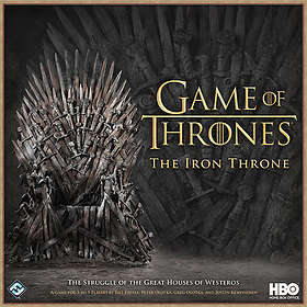Fantasy Flight Games A Game of Thrones: The Iron Throne