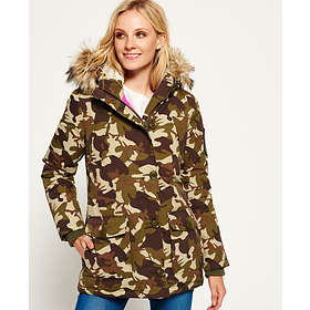 Superdry Everest Parka Jacket (Women's)