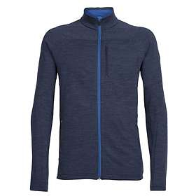 Icebreaker Mt Elliot LS Zip (Men's)