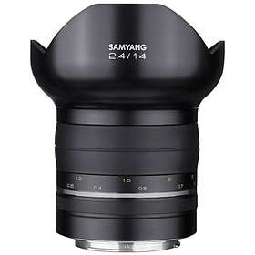 Samyang MF Premium XP 14/2.4 for Nikon