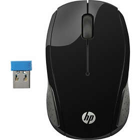 HP Optical Wireless Mouse 200
