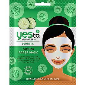 Yes To Cucumbers Calming Sheet Mask 20ml