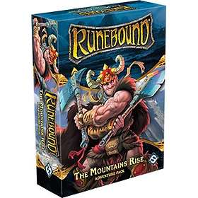 Runebound (3rd Edition): The Mountains Rise (exp.)