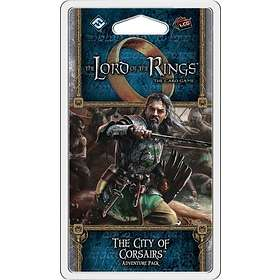 The Lord of the Rings: Card Game - The City Of Corsairs (exp.)