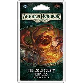 Arkham Horror: Card Game - The Essex County Express (exp.)