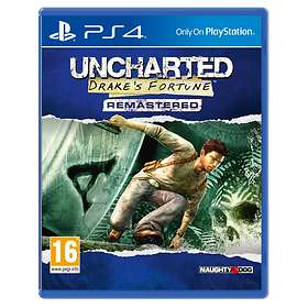Uncharted: Drake's Fortune - Remastered (PS4)