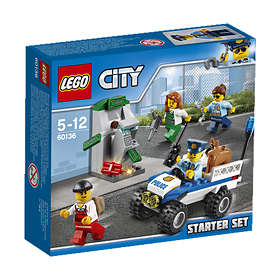 Find The Best Price On Lego City 7279 Police Minifigure Collection