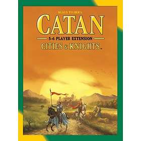Mayfair Games Settlers of Catan: Cities & Knights 5-6 Players (exp.)