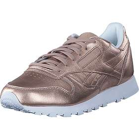 Find the best price on Reebok Classic Leather Pearlized (Women s ... 45175f399