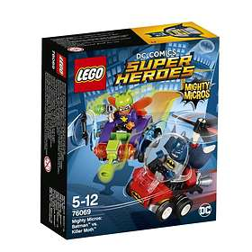 LEGO DC Comics Super Heroes 76069 Mighty Micros: Batman vs. Killer Moth