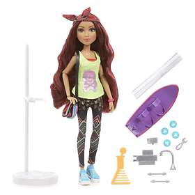 Project Mc2 Blueprint Skateboard Experiment with Camryn Doll 537601