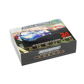 Scalextric Legends 50 Years of Le Mans Ford GT MKII & GTE (C3893A)