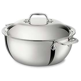 All-Clad Stainless Steel Dutch Oven Casserole 5.5L