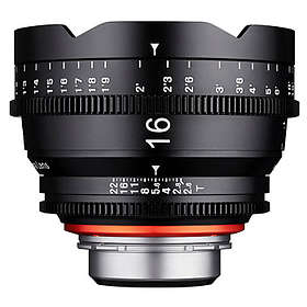 Samyang Xeen 16/2.6 Cine for Canon