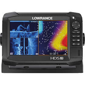 Lowrance HDS-7 Gen 3 Carbon (Excl. transducer)